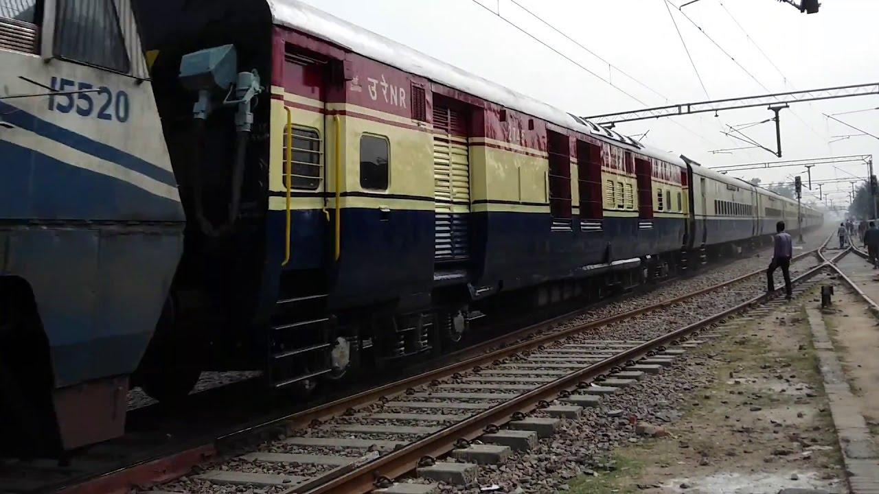 12047 New Delhi - Bathinda Shatabdi Express !!