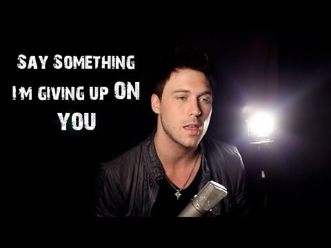 Say Something I'm Giving Up On You (RUNAGROUND cover ft. Madilyn Bailey)