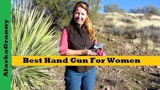 Best Hand Gun For Women