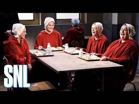 Handmaids in the City - SNL