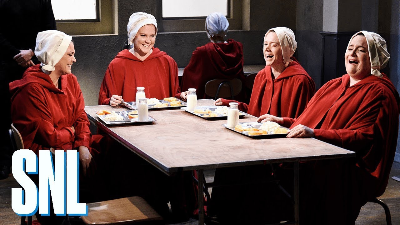 Handmaids in the City - SNL image