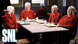 Video Handmaids in the City - SNL download MP3, 3GP, MP4, WEBM, AVI, FLV Mei 2018