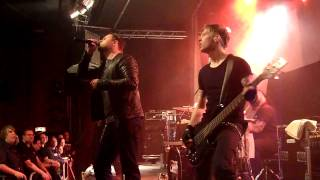 A Life Divided - Doesn't Count; Words (Live 24.03.13 Osnabrück Rosenhof)