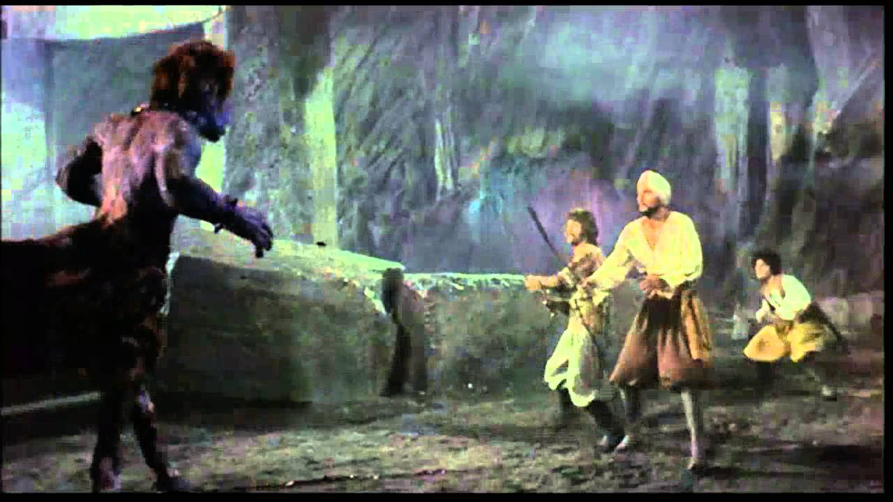 58f249bcf92 The Golden Voyage of Sinbad--What Happened to Omar? - YouTube