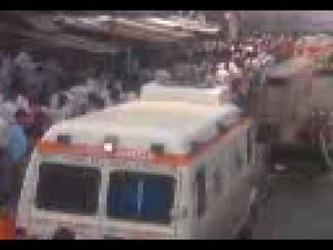 Bomb blast at Ganeshguri, Dispur, Guwahati (Oct.30, 2008)