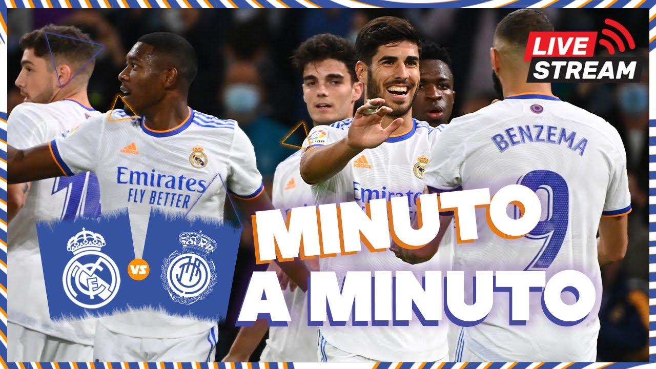 Download ⏱ MINUTO A MINUTO | Real Madrid - Mallorca