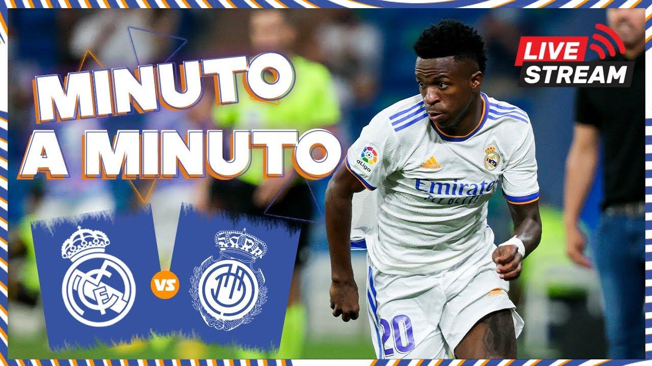Download ⏱ MINUTO A MINUTO   Real Madrid - Mallorca