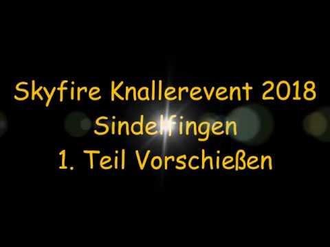 Skyfire Knallerevent Sindelfingen 2018 - Vorschießen Teil 1