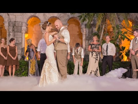 Miami Wedding Video at the Ancient Spanish Monastery