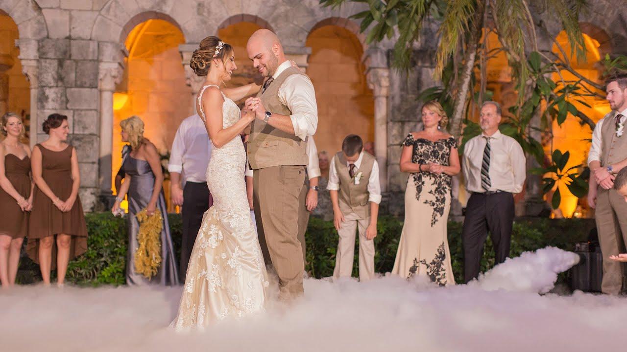 Miami Wedding Video At The Ancient Spanish Monastery