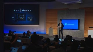 Xbox on Windows 10 Presentation