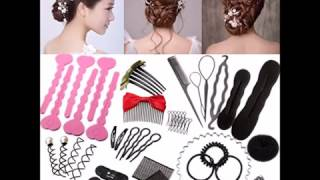 LUCKYFINE Hair Design Styling Accessory Hair Braider Hair Design Kit
