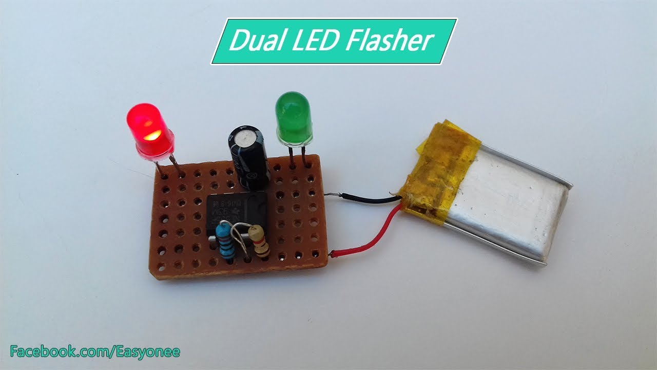 Build A 555 Timer Circuit Diy