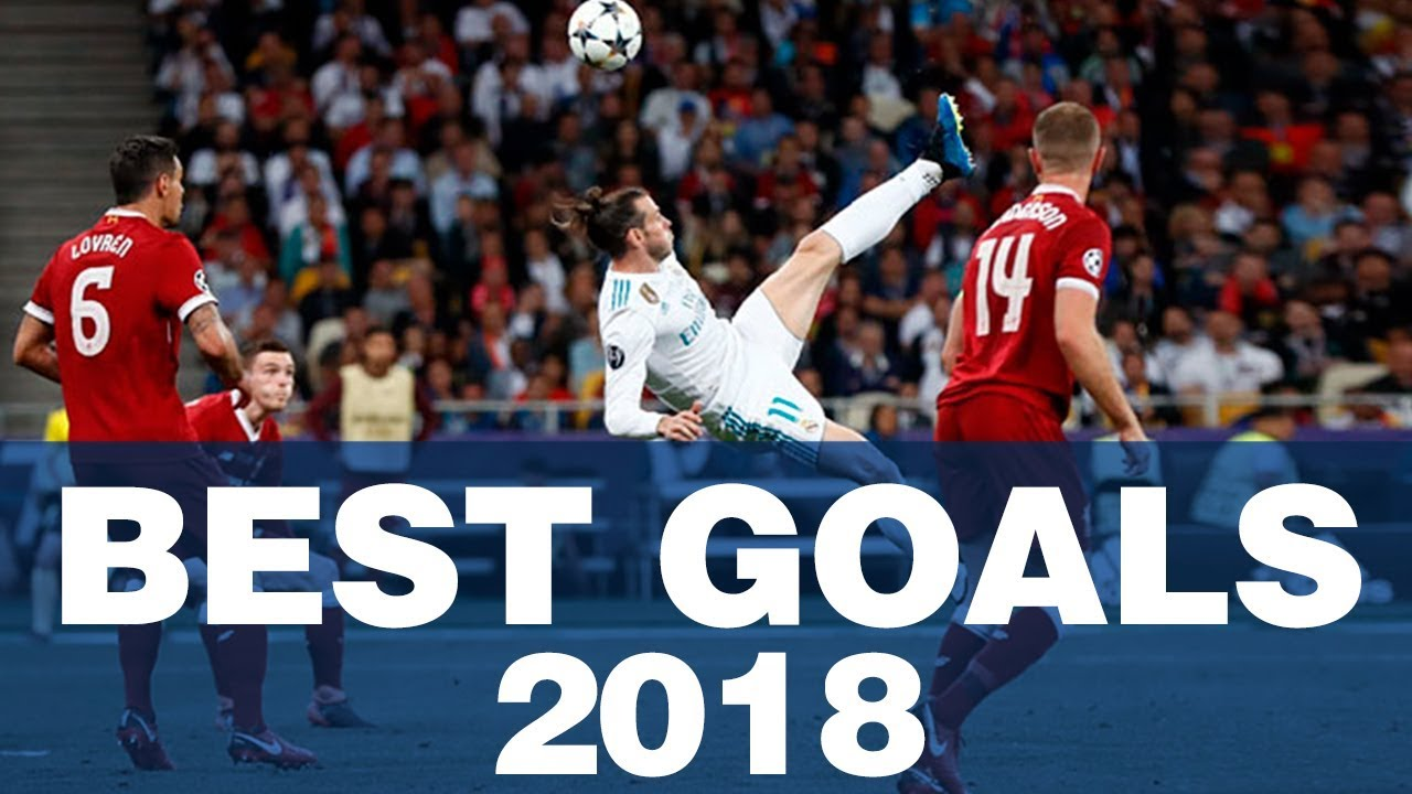 real madrid best goals 2018 youtube