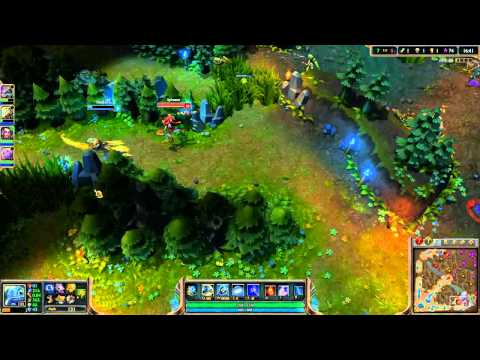 League of Legends! Let´s play together! Fizz