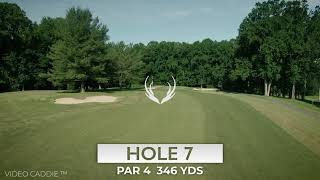 Deerfield Golf Club: Hole 7