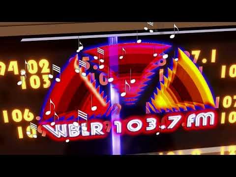 "WBLR 103.7 FM  Radio - ""We Play All The Hits!!!! -"
