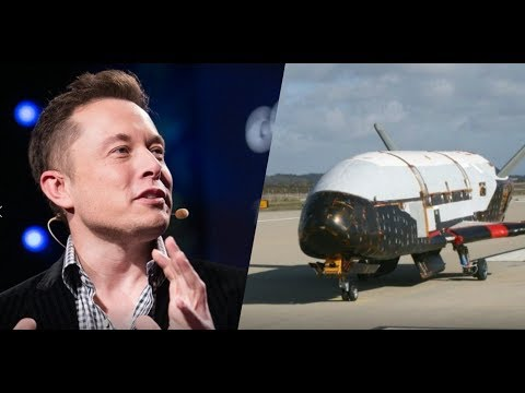 Elon Musk - SpaceX Made a Contract To Launch X-37B Space Plane For US Air Force