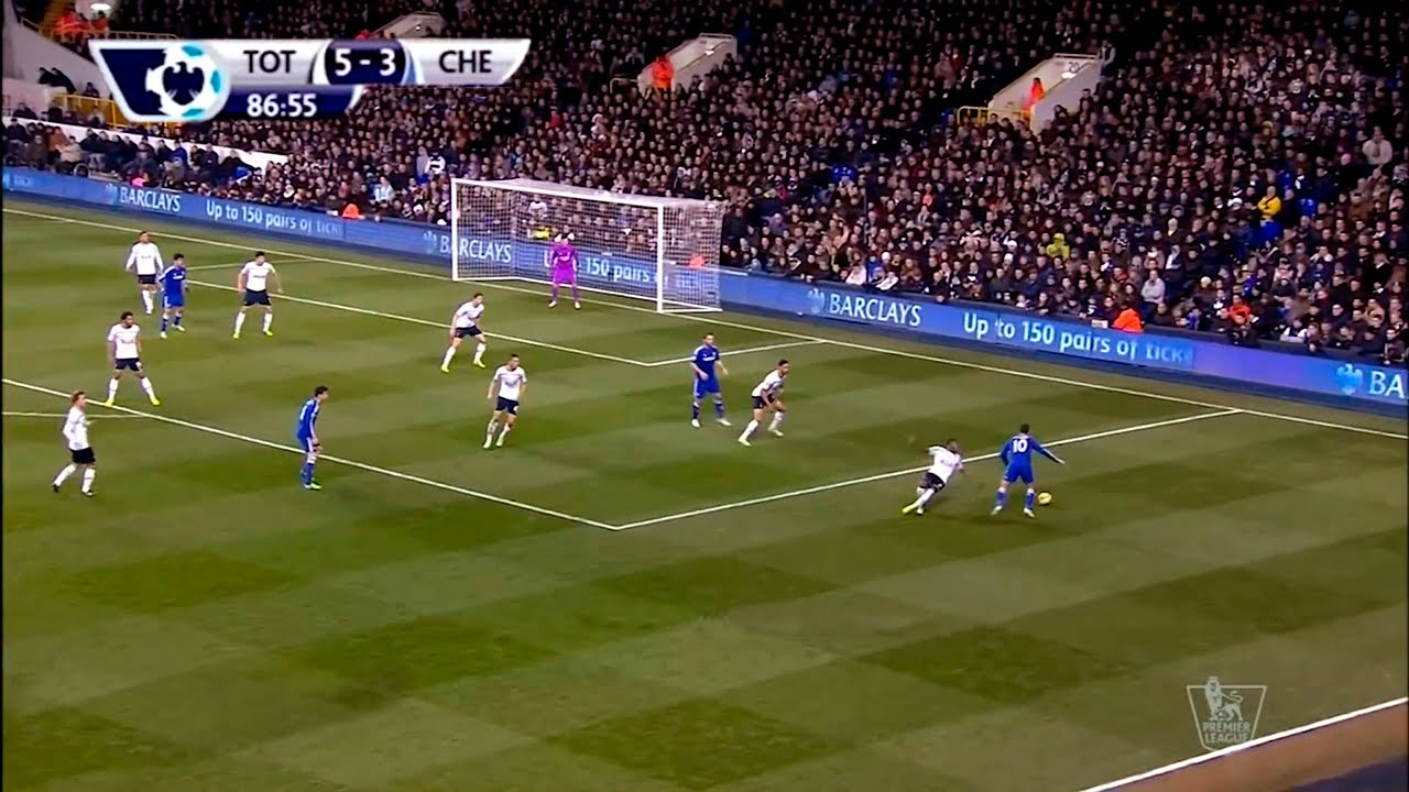 Download Tottenham First Win against Chelsea in 5 Years