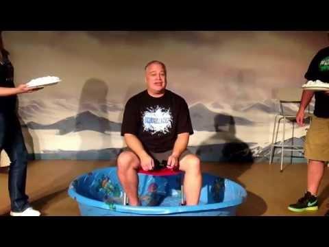 Pies for Parkinson's and ALS Ice Bucket Challenge