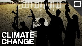 Is Climate Change To Blame For ISIS?