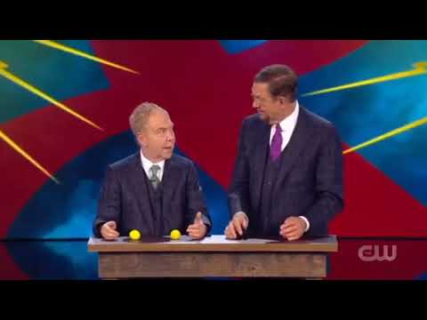 Download Penn and Teller Perform the Updated Yellow Foam Balls Magic Trick