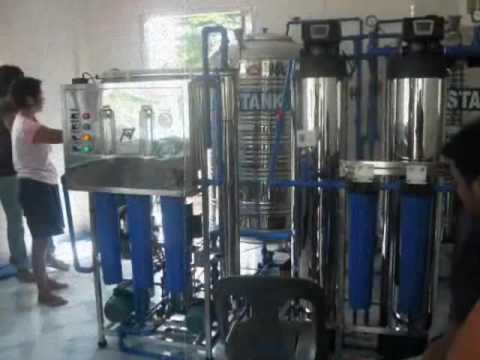 Water station business plan philippines eastern