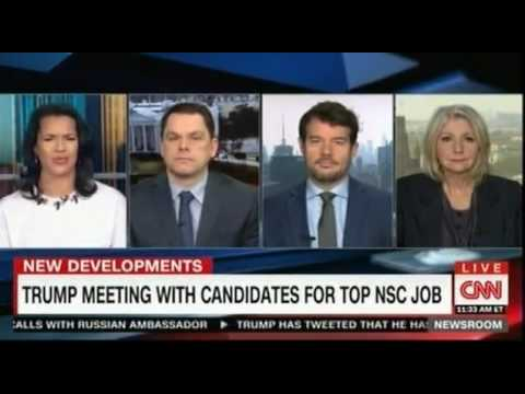 Trump interviewing 3 Candidates for top NSC job John Bolton favoured p2