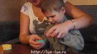 Развивающие игры для детей от 2 до 5 лет часть 3 lya lya ru