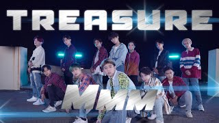 [DANCE COVER CONTEST] TREASURE - '음 (MMM)' DANCE COVER BY INVASION BOYS FROM INDONESIA