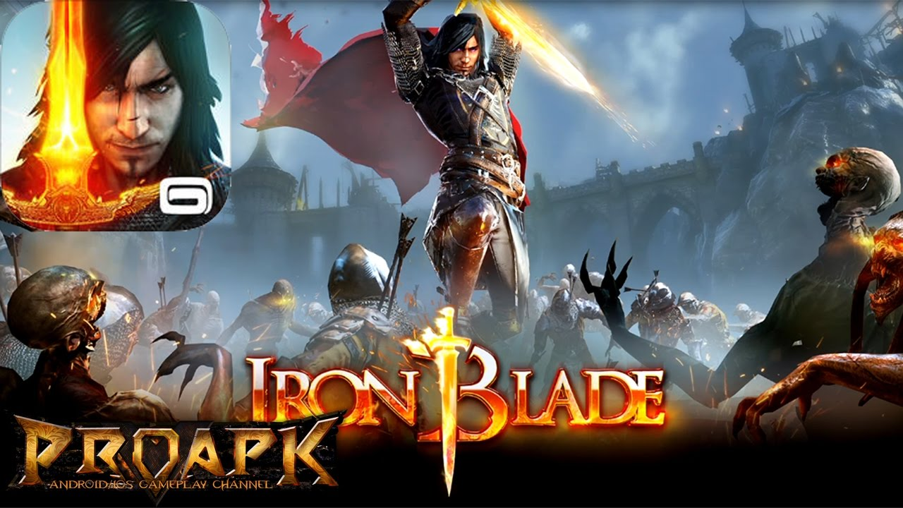 Iron Blade Medieval for Android Phone