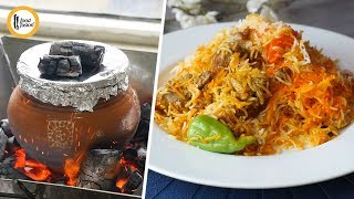 Matka Biryani Recipe By Food Fusion (Bakra Eid Special)