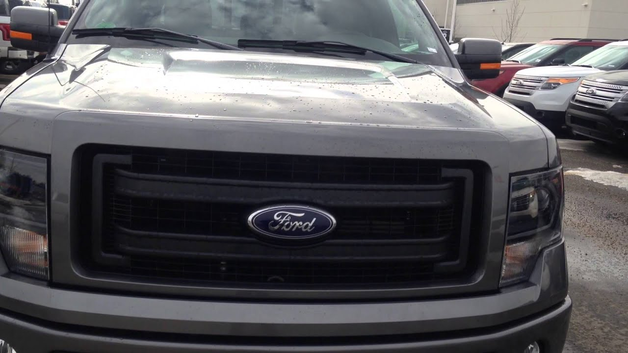 2014 Ford F 150 Fx4 62l V8 Last Year To Get A Youtube 2012 Lariat