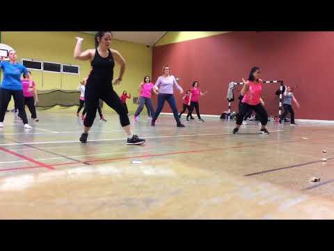 Vendome-Show Fit'dance- danse comme ça - makassy