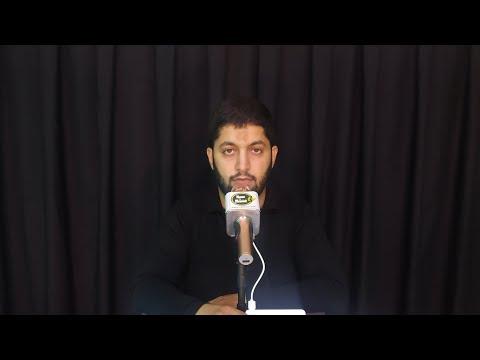 Ziyarəti Aşura | canlı | əza məclisi canlı (Hacı Rahib) 8
