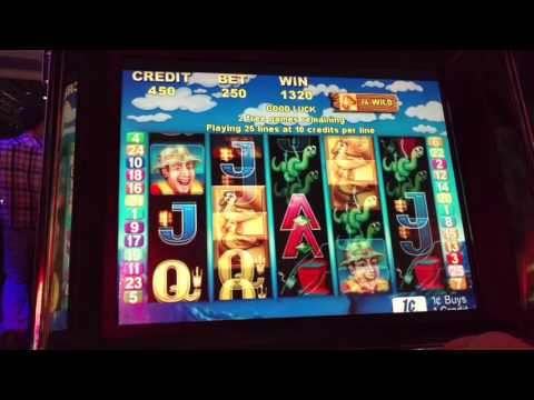 Let's go fishing free slot game