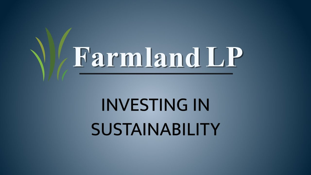 Farmland lp investment best forex trading contests
