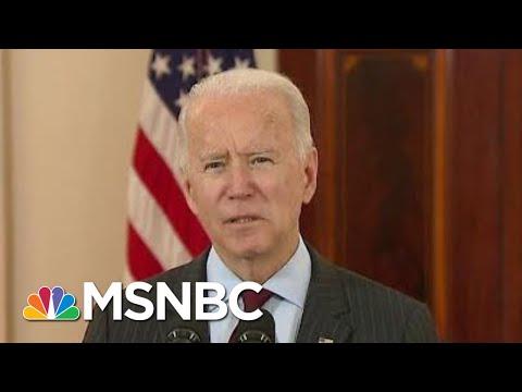 Biden Honors 500,000 Covid-19 Deaths With Heartfelt Address To The Nation | Morning Joe | MSNBC