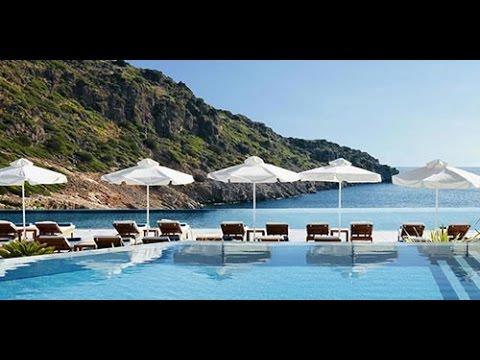 Daios Cove Luxury Resort Villas In Crete Youtube