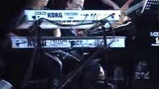 "Chick Corea joins The Manhattan Transfer for encore of ""Free Samba""..."