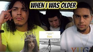 Billie Eilish - WHEN I WAS OLDER (Music from ROMA) REVIEW REACTION