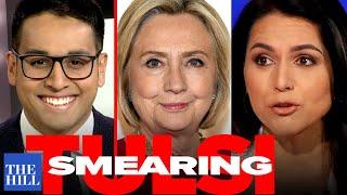 Saagar Enjeti: Media, Hillary team-up to smear Tulsi