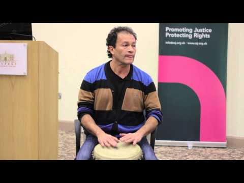 RightsNI - Hector Aristizábal, 'Social Justice Theatre'