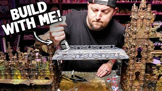Hang Out & Build Something Cool with ME - Warhammer Plague City - EP.6
