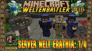 Minecraft Weltenbastler #10 - Server Welt Erathia 1/4 [HD+Deutsch]