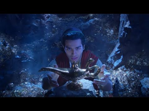 Download Aladdin Special Look (2019)   Movieclips Trailers