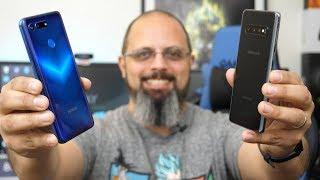 Samsung Galaxy S10 Vs Honor View 20 Comparison