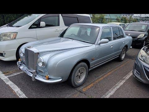 Cool Cars At Japanese Auctions - 1996 Mitsuoka Galue @ CAA Chubu
