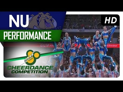 UAAP 80 Cheerdance Competition | Performance | National Univ