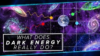 What Does Dark Energy Really Do?